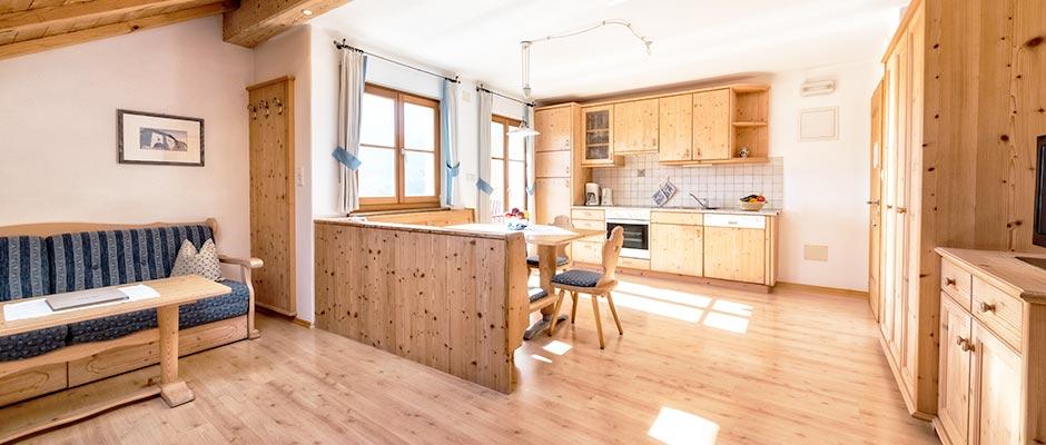 Hofer am Bach, appartamenti a Lagundo / Alto Adige